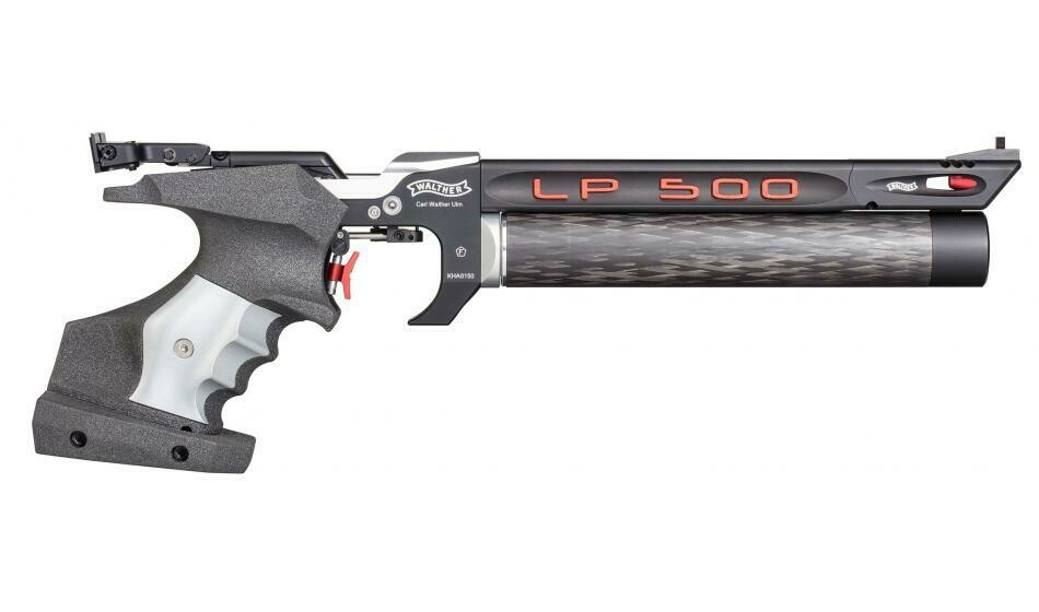 Walther LP500 Meister Manufaktur Match Air Pistol