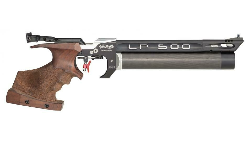 Walther LP500 COMPETITION E-Trigger Match Air Pistol