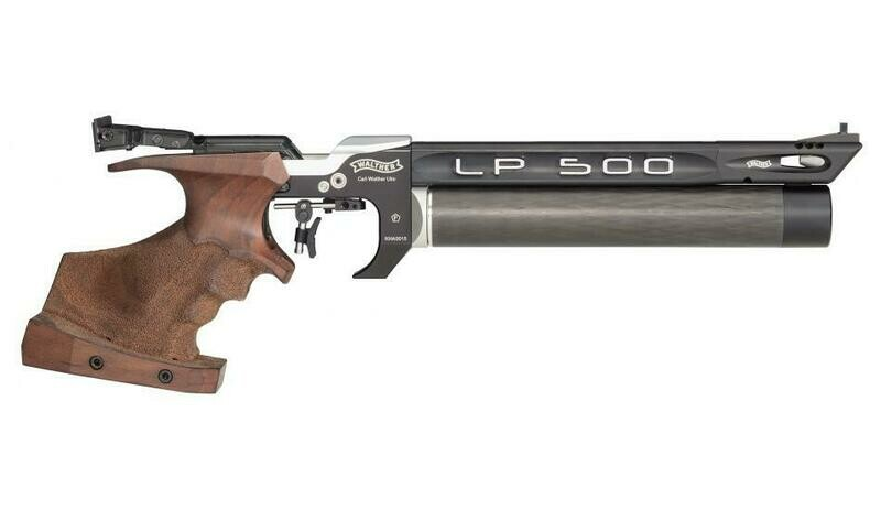 Walther LP500 COMPETITION M-Trigger Match Air Pistol