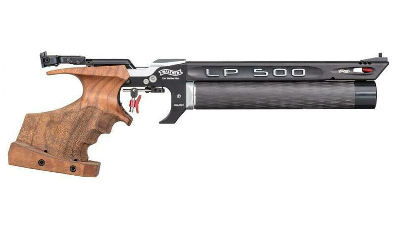 Walther LP500 EXPERT E-Trigger Match Air Pistol