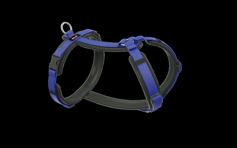 Happy schwarz-hellblau XL