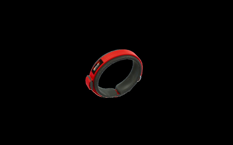 Comfort schwarz-rot 8