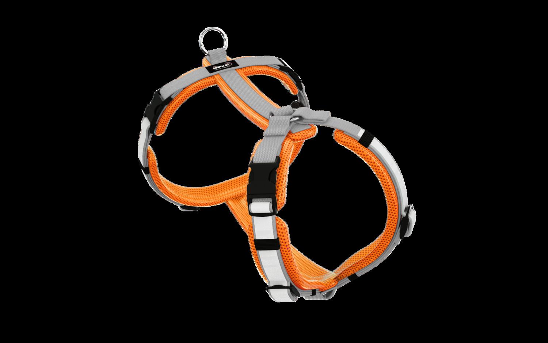 Secure Easy neonorange-silber XL