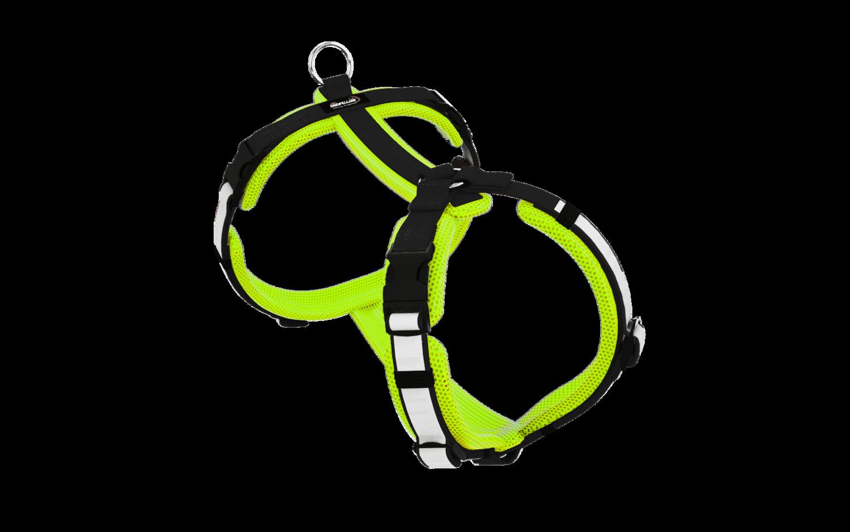 Secure Easy neongelb-schwarz XS