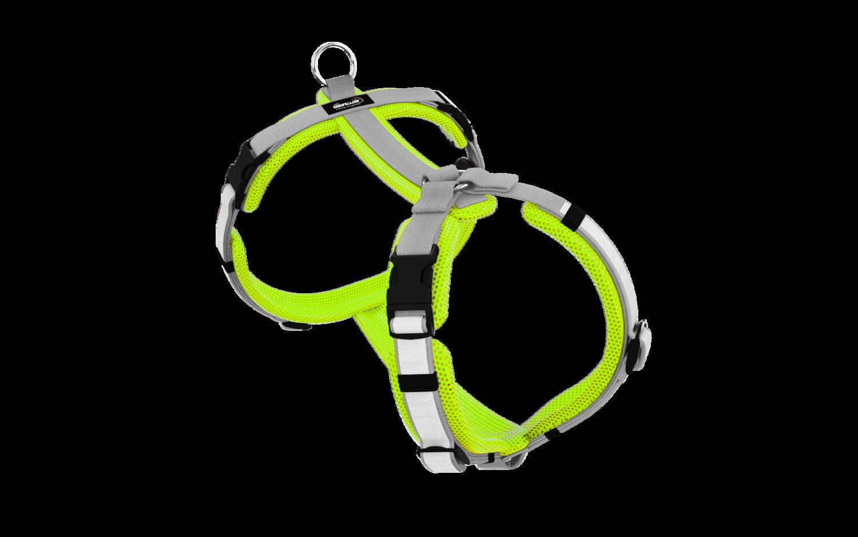 Secure Easy neongelb-silber XS