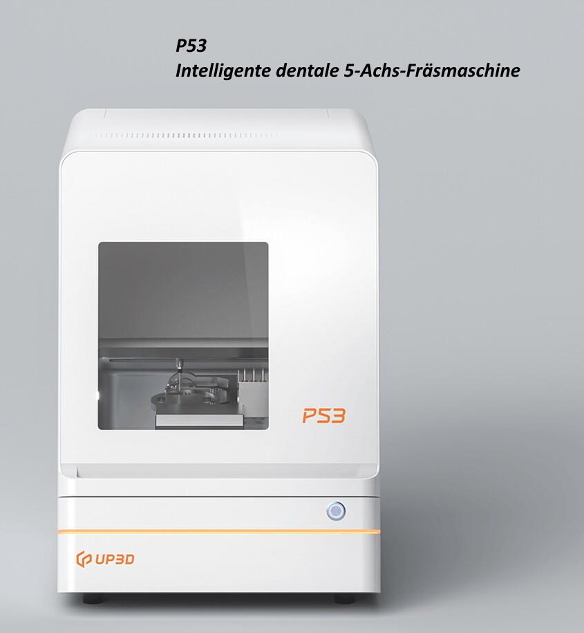 Станок фрезерный P53 (Up3D Shenzhen) NEW!