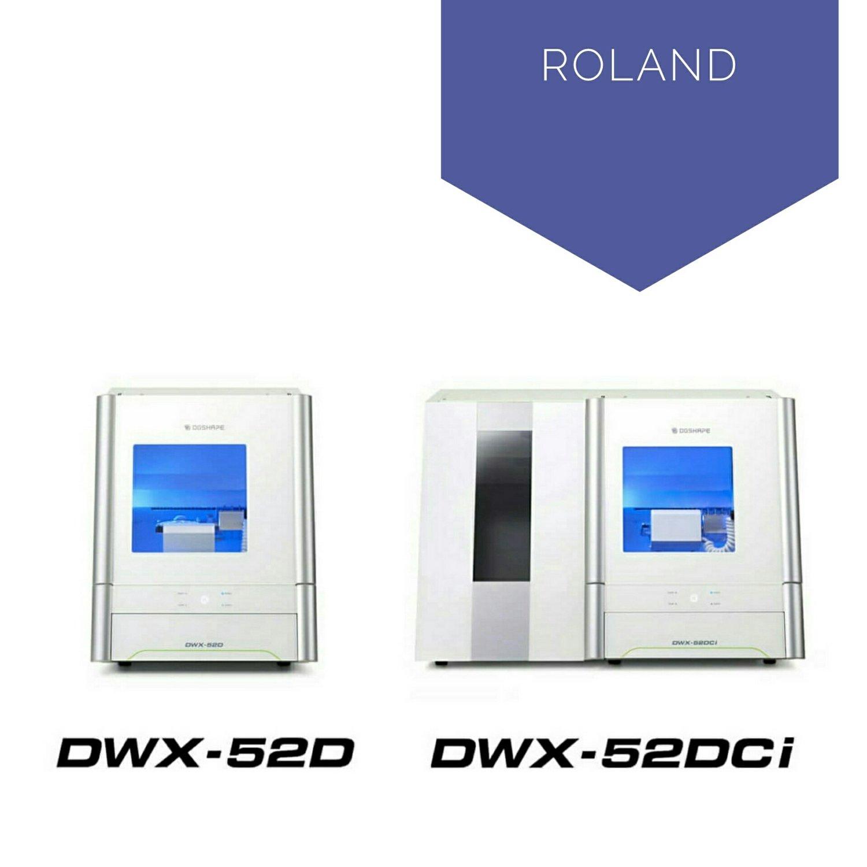 Станок фрезерный DWX-52d (Roland)