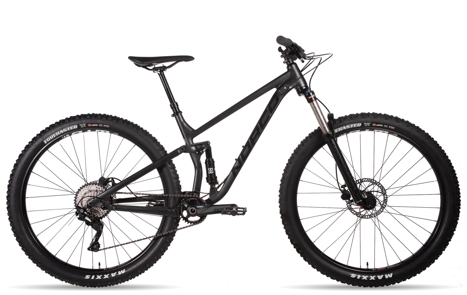 Location de vélos - Norco - FLUID FS 4+ - 2019 - MEDIUM