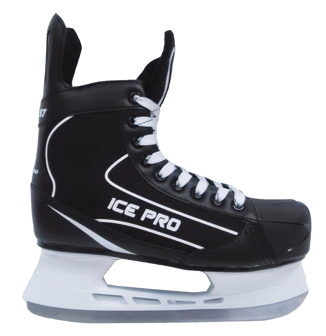 Patin hockey Ice Pro 97 senior noir