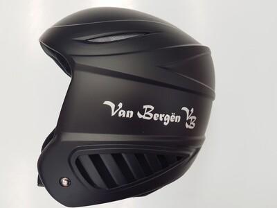 Casque de ski Van Bergen Jr noir