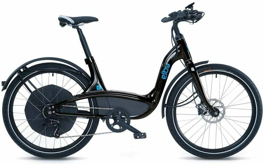 ELBY - e bike - S1 - 9 VITESSES