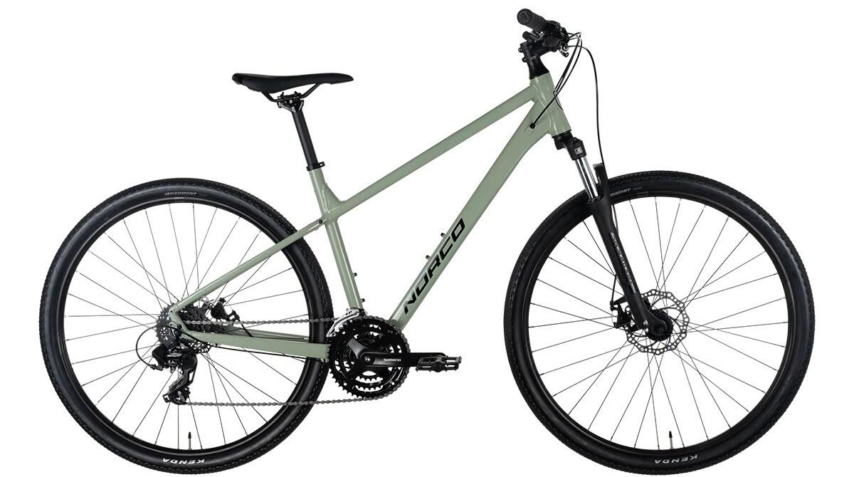 Norco - XFR 3 - Large - Couleur: Vert/Noir