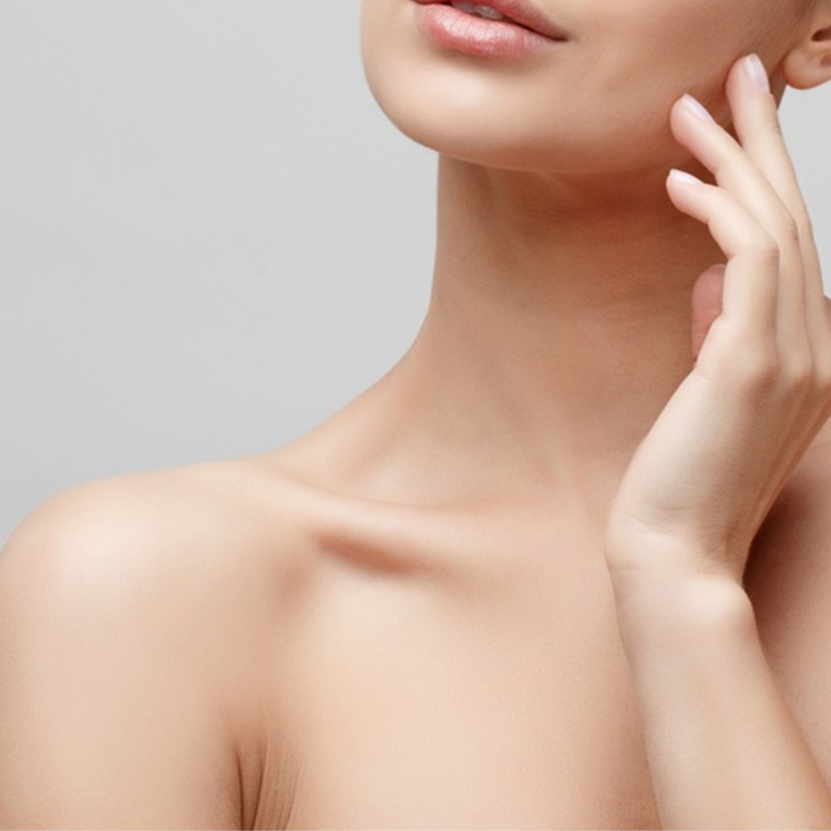 ​Skin Classic Décolleté & Neck Treatment