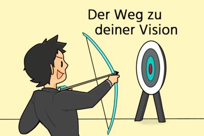 Der Weg zu deiner Vision: Online-Video-Kurs