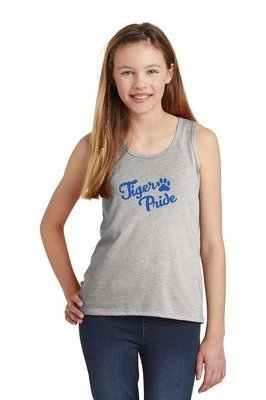 Special Edition Youth Grey Tank