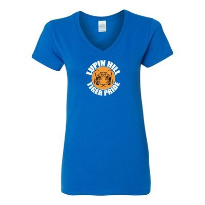 2018/2019 Women's V-Neck Spirit Wear T-Shirt