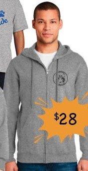 Special Edition Grey Hoodie