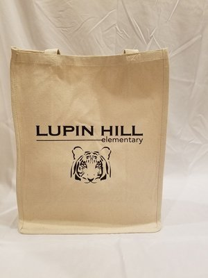 Lupin Hill Tote Bag