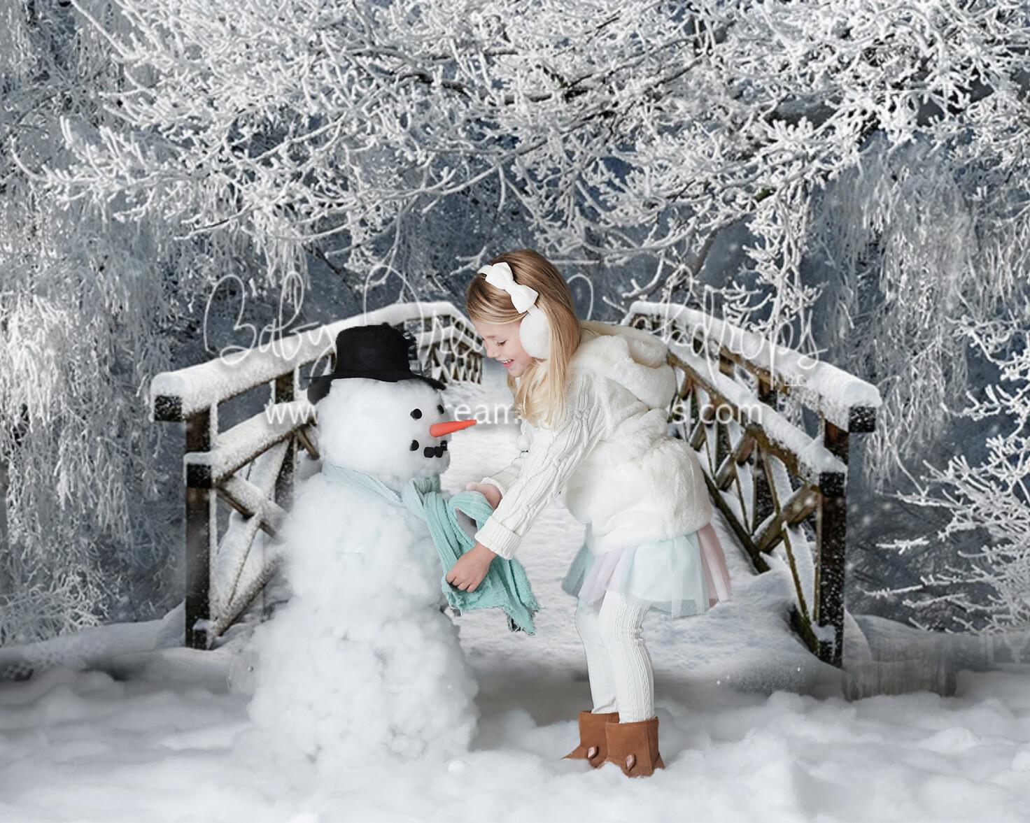 Walk through Winter November 1-8
