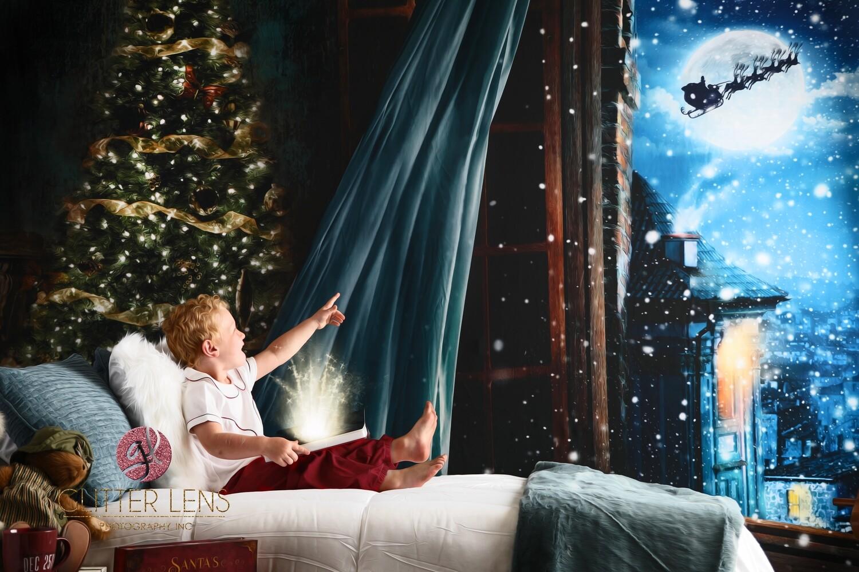 Waiting on Santa Booking Fee November 8-14 ($200/10 Digitals)