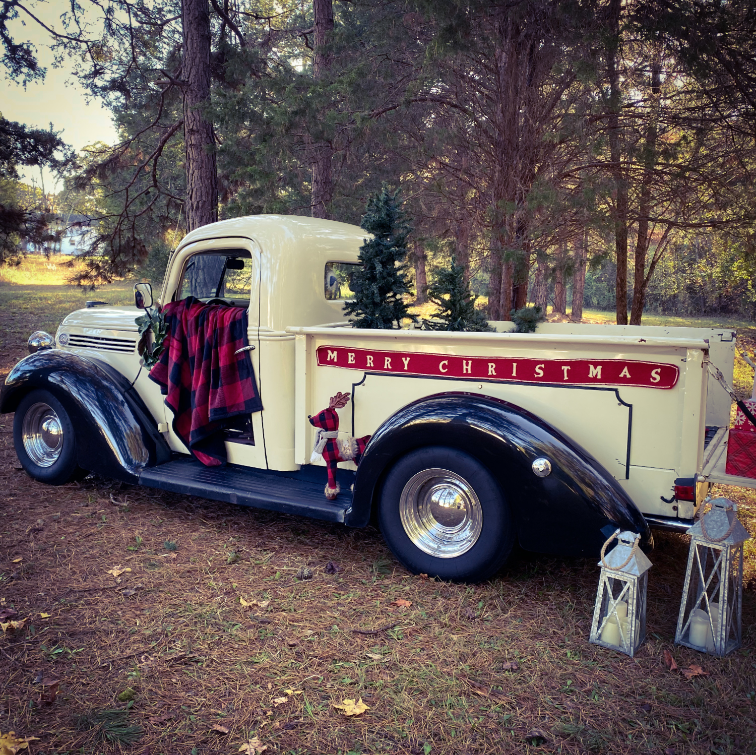 Christmas Truck Session Booking fee - December 6, 2020 ($250 5 digitals)