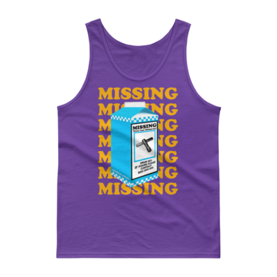 Missing Key Tank Top - (more colors available)