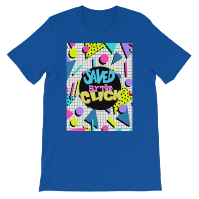 Saved by the Click Tee