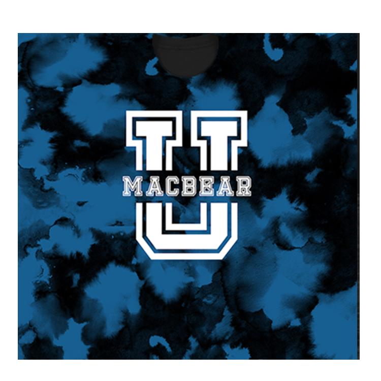 MacBear University Tee