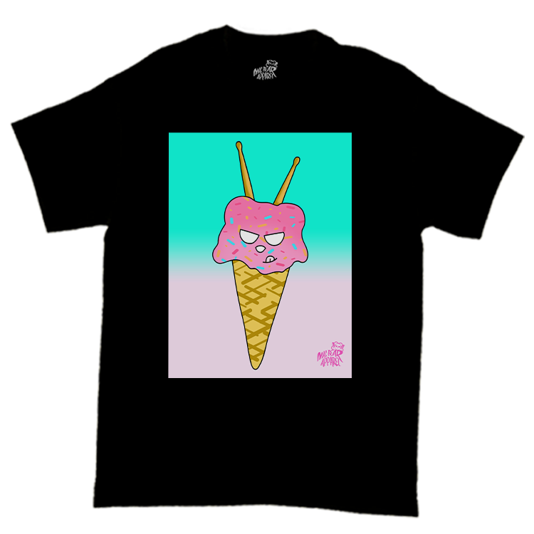 Ice Cream Tee (more colors available)