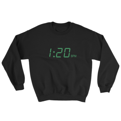 1:20 BPM Sweatshirt - Green
