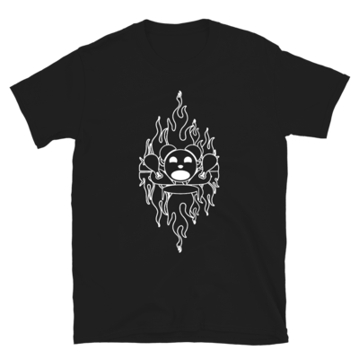 Flame Tee (more colors available)