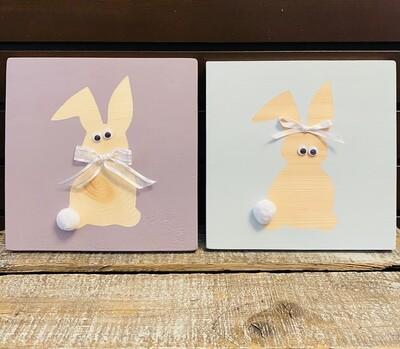 Kids DIY Sign Making Kit - Easter