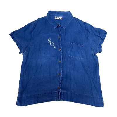 Denim Shirt Sz. L