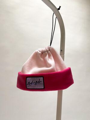 Sinch Top Beanie/Facemask Pink/Magenta