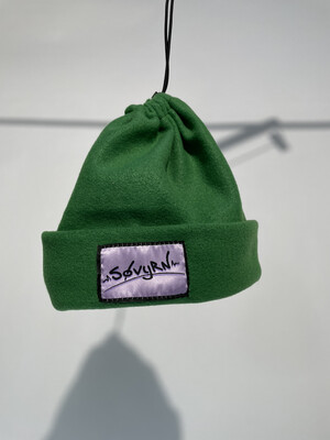 Sinch Top Beanie/Facemask Green