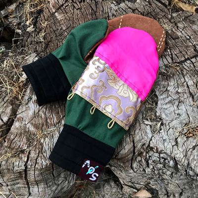 1/1 MITTS MADE TO ORDER