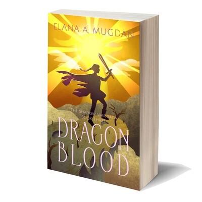 Pre-Order Dragon Blood