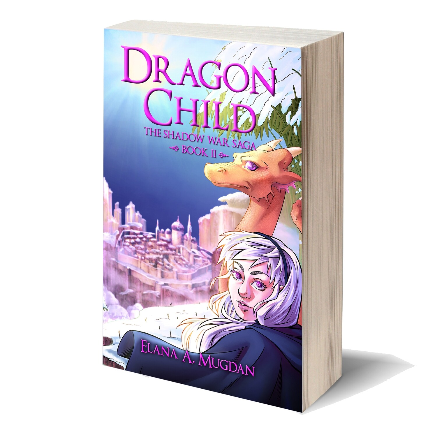 Collector's Edition - Dragon Child (UK Version)