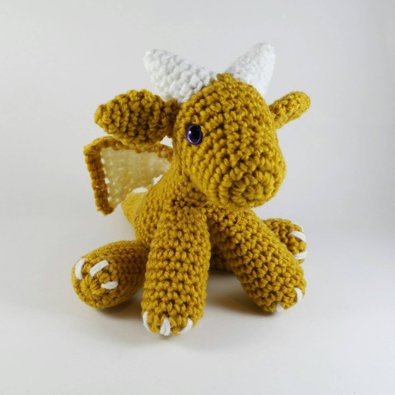 Thorion Crochet Dragon