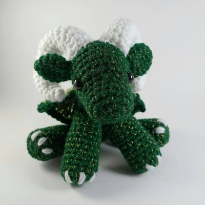 Shivnath Crochet Dragon
