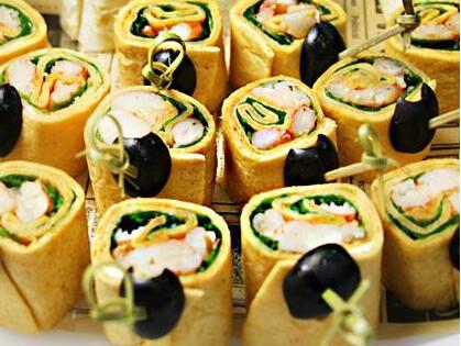 """Wrap Rolls  """"Culinaria"""""""