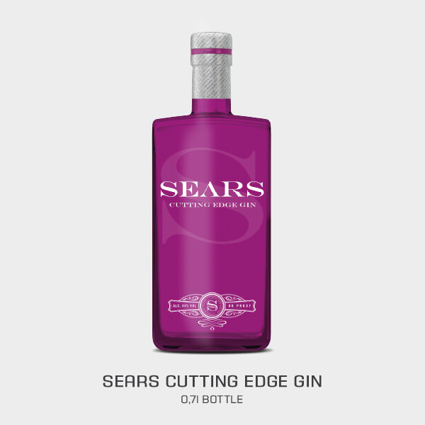 Sears Cutting Edge Gin 0,7l