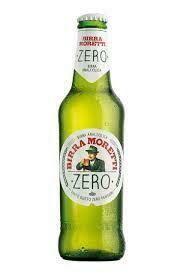 Birra Moretti ZERO 0,33l