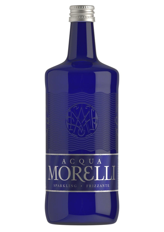 ACQUA MORELLI Sparkling 0,75l Glas