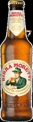 Birra Moretti 0,33l