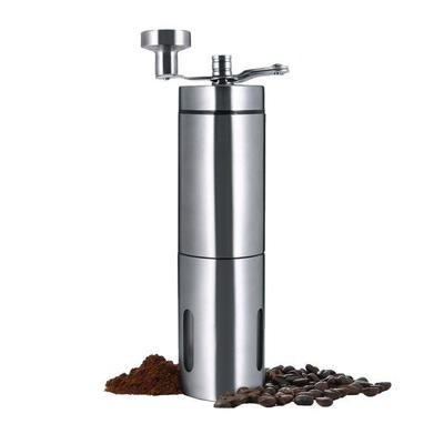 Stainless Steel Manual Portable Coffee Grinder