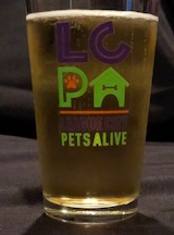 LCPA- Lager Glass