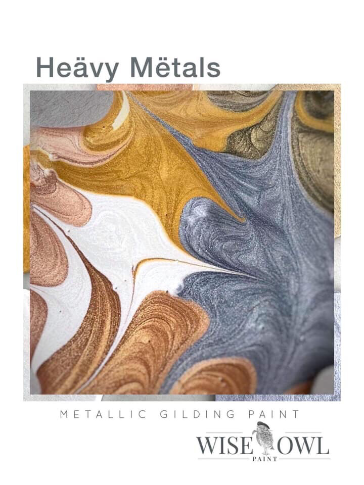 Heavy Metals Metallics 8oz