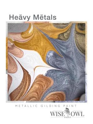 Heavy Metals Metallics 8oz