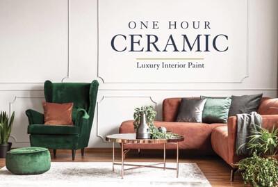 One Hour Ceramic Premium Wall Paint